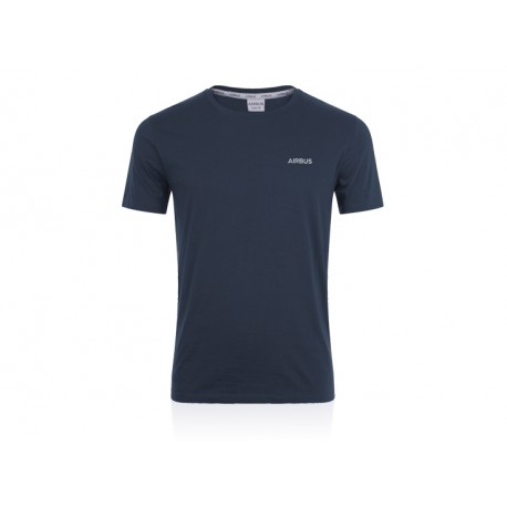 AIRBUS men's blue t-shirt