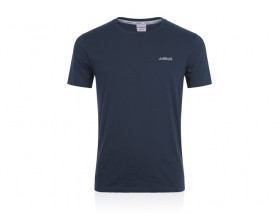 AIRBUS men's blue t-shirt