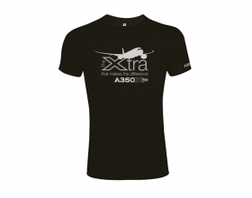"A350 XWB Tee shirt ""Xtra that makes the difference"""