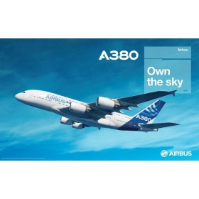 A380 poster