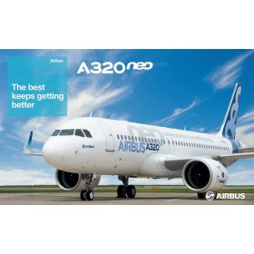 A320neo poster