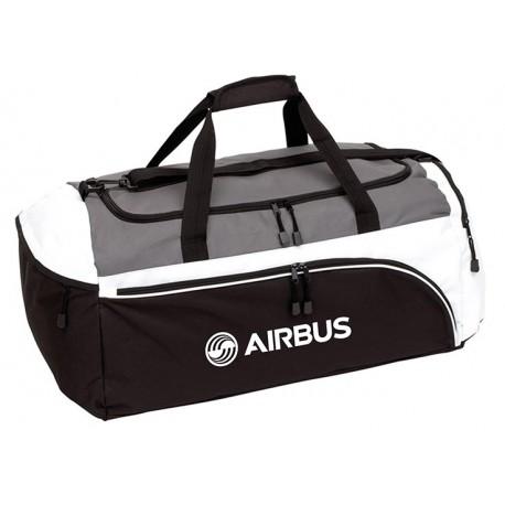Sport bag black and grey