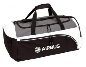 Sport bag black and grey