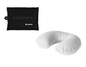 Airspace inflatable travel pillow
