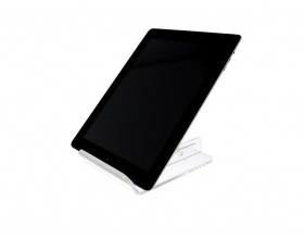 Universal tablet stand
