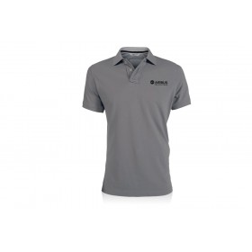 """Polo Homme """"Vintage Grey"""" - Airbus HELICOPTERS"""