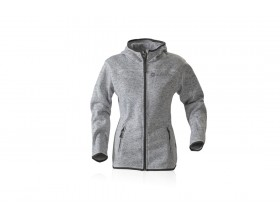 Women knit fleece jacket - Airbus HELICOPTERS