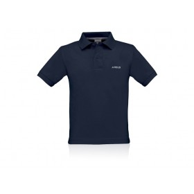 Children's executive Airbus polo shirt