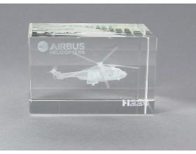 H225 Cristal Block 5 x 5 x 8 cm