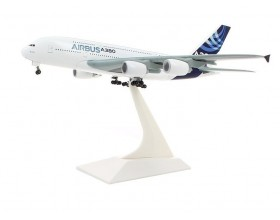 A380 1:400 scale model