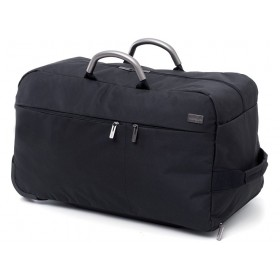 Duffle bag on wheels