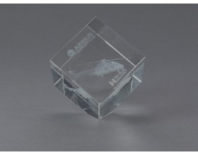 H225 Cristal Block 4 x 4 x 4 cm