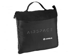 Airbus Airspace packable fleece blanket