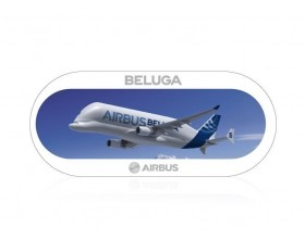 Beluga sticker