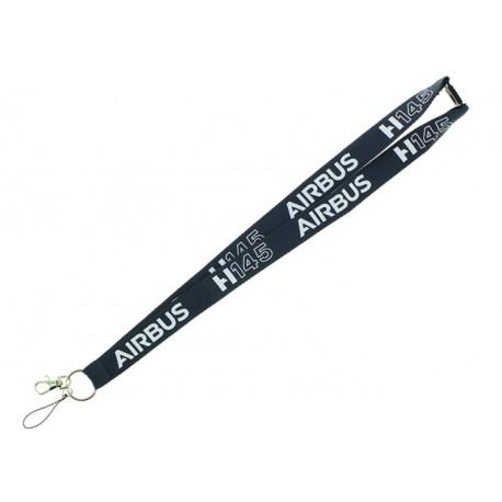 H145 wide badge holder