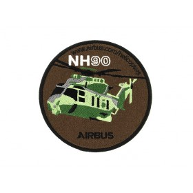 NH90 embroidered patch