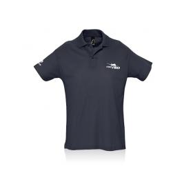 Herren Jersey-Poloshirt Kurzarm A320 NEO