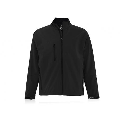 MEN'S SOFTSHELL Zipped jacket