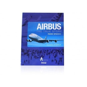 """Airbus - the true story""- Buch (engl.)"