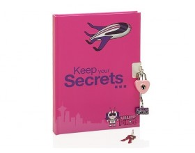 Future Pilot secret book for girls