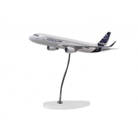 A320 1:100  CFM new sharklets scale model