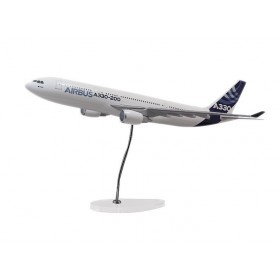 Executive A330-200 GE engine 1:100 scale model