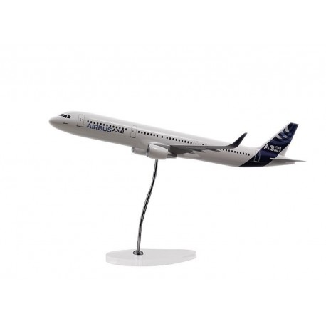 A321 CFM 1:100 new sharklet scale model