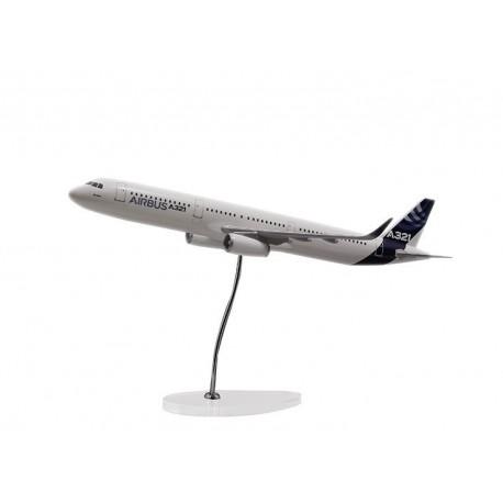 A321 IAE 1:100 new sharklet scale model