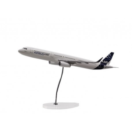 A321 IAE 1:100 new sharklet scale model