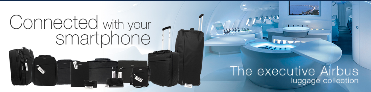 Executive Airbus Luggage Collection