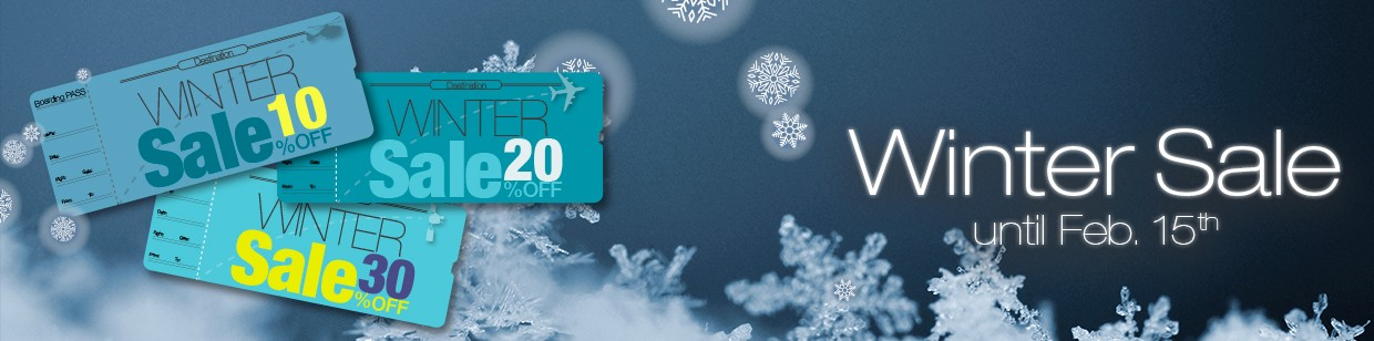 Winter Sale 2019 Airbus Shop